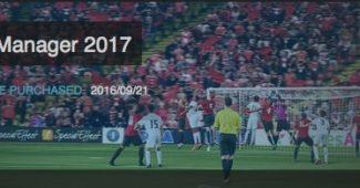SteamでFootball Manager2017のベータ版のダウンロードが開始